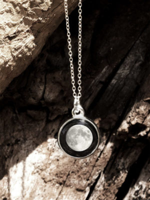 Moonglow Necklace Charmed Simplicity