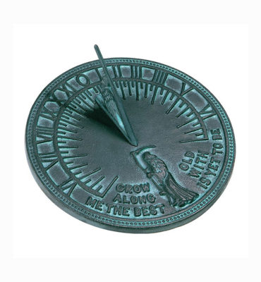 2550-Cast-Iron-Father-Time-Sundial