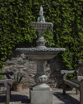 Cast Stone Free Standing Fountains